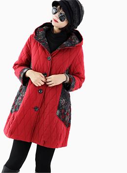 완전 따뜻해 코트